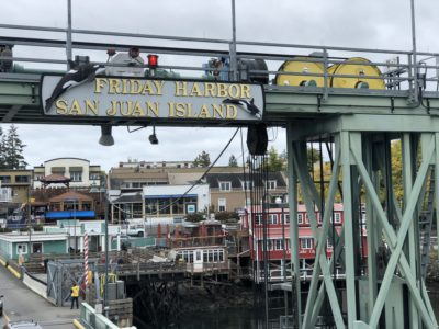 Friday Harbor San Juan Island Destination Travel