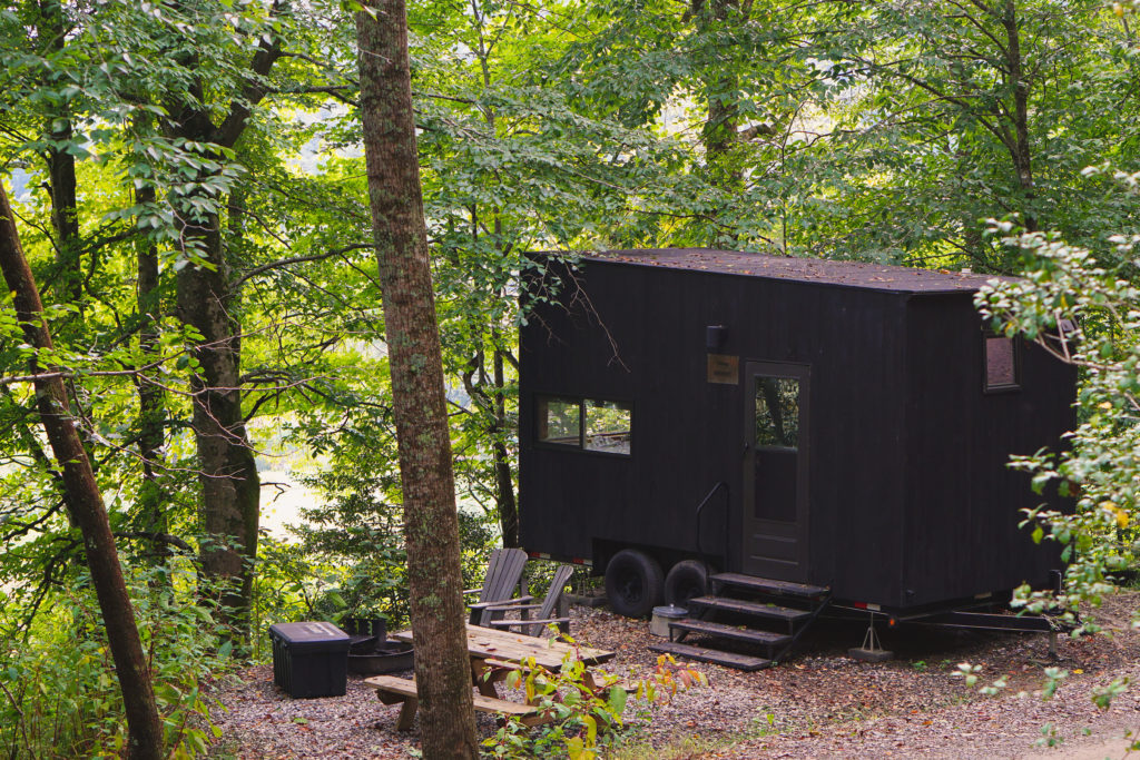 Getaway tiny cabins in the woods